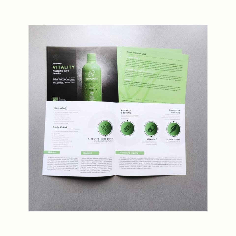 CZ Katalog produktů: Harmonelo Vitality (česky)